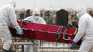 Массовые штрафы и несоблюдения режима Коронавирус в России