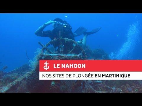 Plongée en Martinique : Le Nahoon