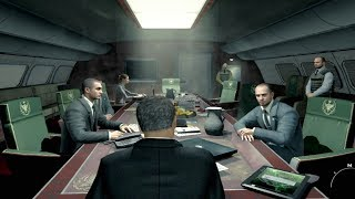 Protecting the Russian President - Call of Duty Modern Warfare 3 Plane Mission