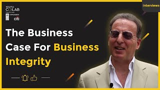 Brook Horowitz - The business case for business integrity