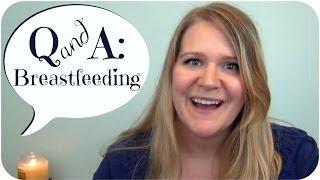 Q&a: Let's Talk Breastfeeding