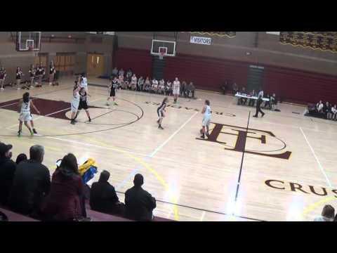 Faith Lutheran vs Rosemary Clarke Middle School January 8, 2016 3rd Quarter