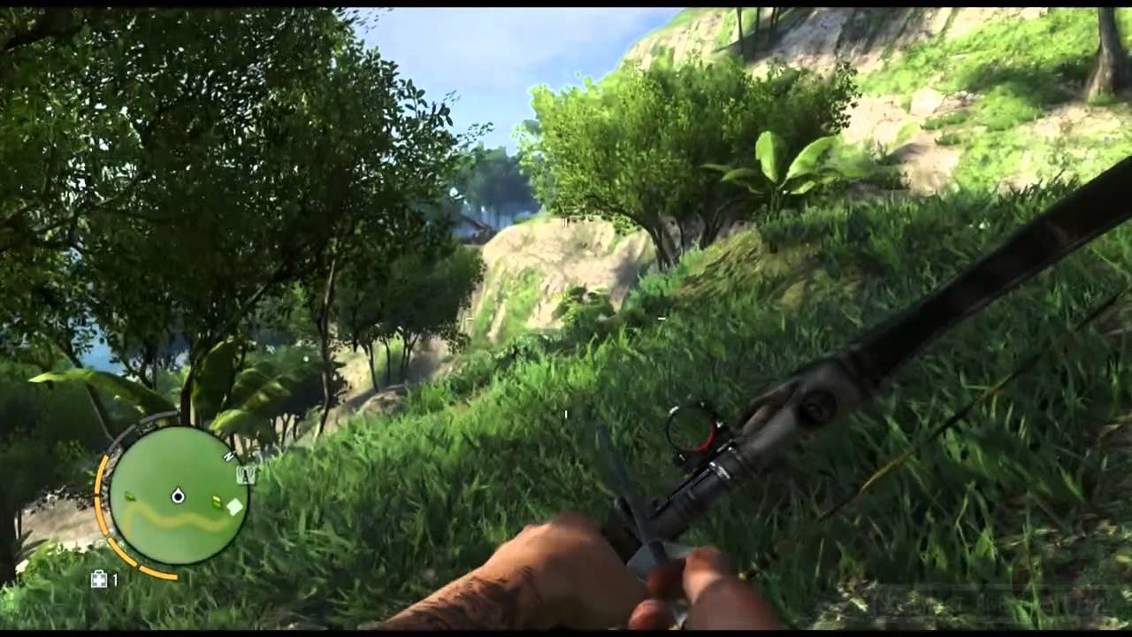 Far Cry 3 Where To Find Boar Youtube