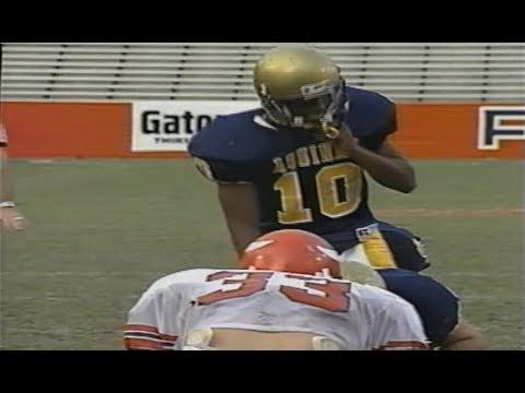 St. Thomas Aquinas Football vs. Fort Walton Beach 1991