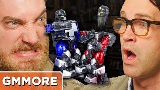 Playing Battle Bots