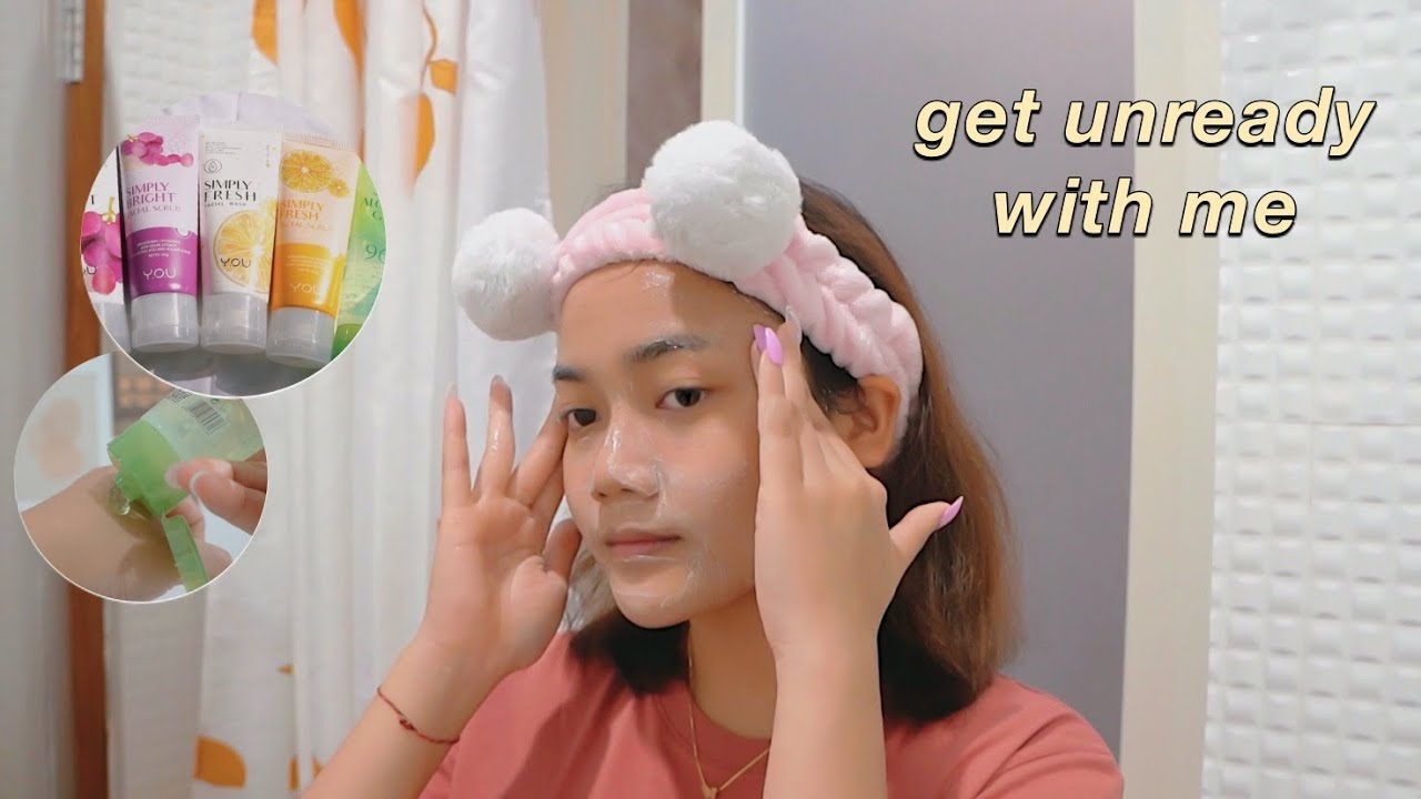 get unready with me [ind]