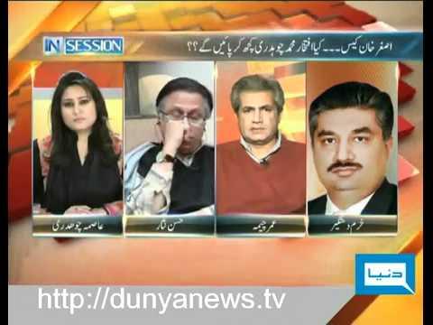 hasan nisar on india - pakistan political diffrence.wmv
