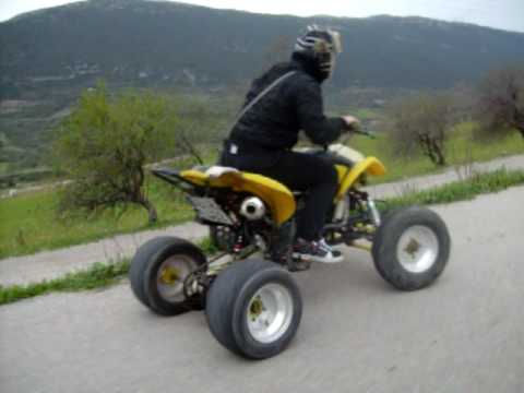 crash accident wheelie atv stunt kinezos souza pikasis 1.
