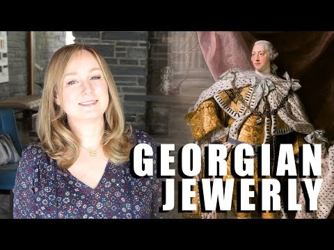 Collecting Jewelry: GEORGIAN Period 1714-1837 | Jill Maurer