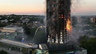 Grenfell refurbishment firms branded 'inhumane' | ITV News