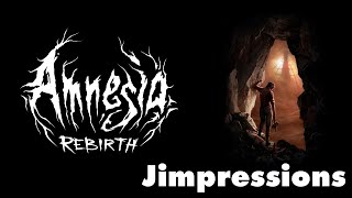 Amnesia: Rebirth - Forgettable Frights (Jimpressions) (Video Game Video Review)