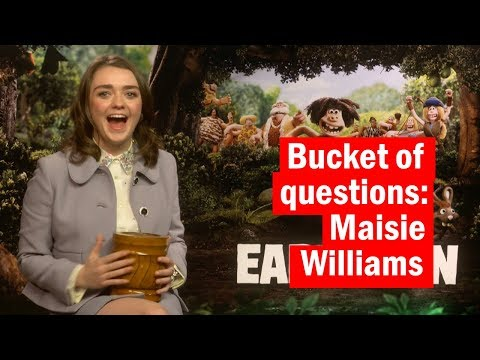 Bucket of questions: Maisie Williams | Celebrity Interviews | Time Out