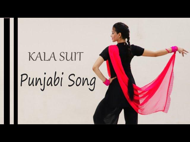 KALA SUIT| Ammy Virk & Mannat Noor| Punjabi Song 2019|  Kashika Sisodia Choreography