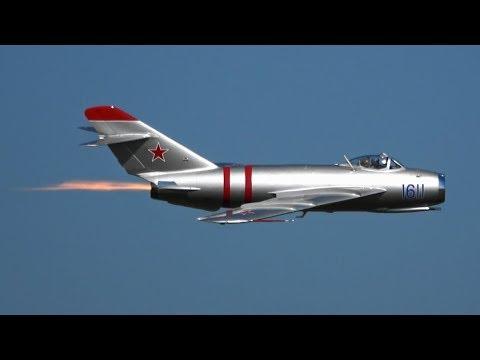 MiG-17 Randy Ball  NAS JAX Air Show 2017
