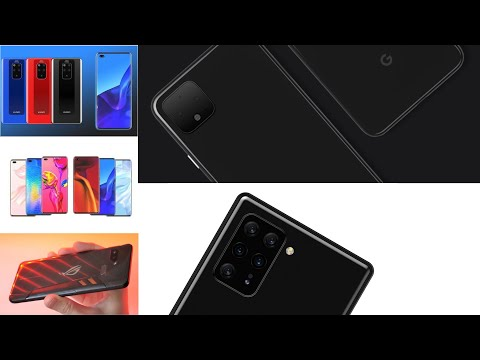 Best Smartphones Coming Late 2019   Mate 30, Xperia 2, Pixel 4 & more
