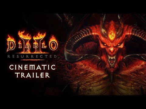 Diablo II: Resurrected | Cinematic Trailer