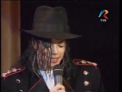 Michael Jackson in Romania