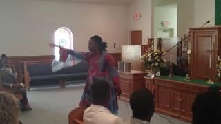 God Provides Dance