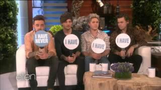 One Direction - entire interview 2015 (part # 5)  - Ellen TV show