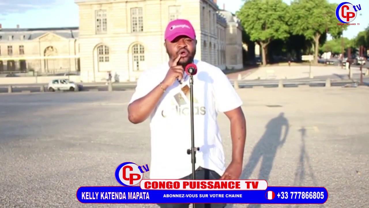 🛑Urgent: Affaire INNOSS'B Et Les Warrior De FALLY IPUPA, Kelly katenda Atumbi Mboka