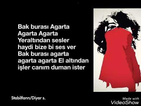 Stabil- Burası Agarta Verse (Lyric Video)