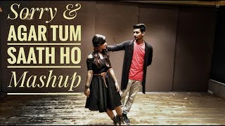 Sorry & Agar Tum Saath Ho Mashup Cover - Dance Choreography By BHARGAV RAJPUT SDPC