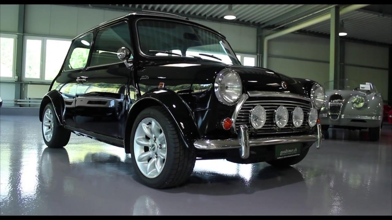 1999 Mini Cooper Sport 40th Wwwgoodtimerch Youtube