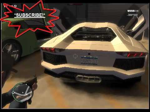 GTA IV Real Car Mods