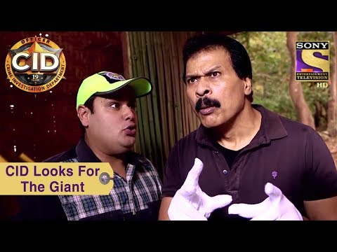 Your Favorite Character | CID Team Looks For The Giant | CID