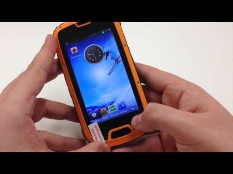 New 'Marine' Rugged Smartphone Overview