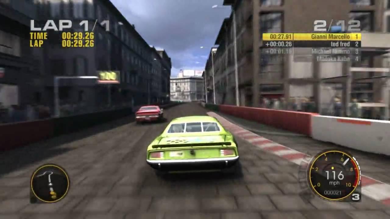 Race driver grid 3 pc