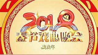 《2018春节戏曲晚会》 20180217(精编版)   CCTV戏曲