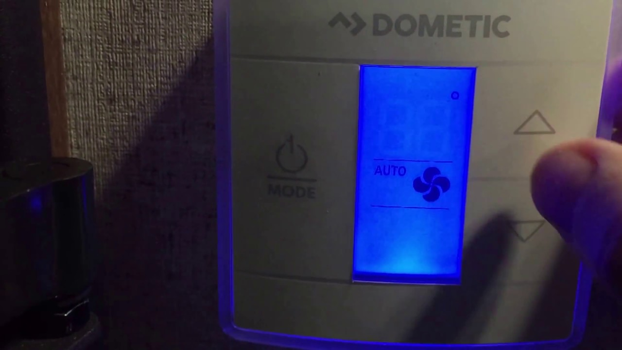 dometic thermostat operation w paul the air force guy  [ 1280 x 720 Pixel ]
