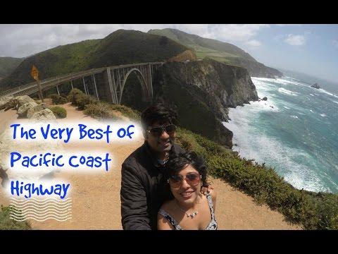 California's Pacific Coast Highway RoadTrip: Best in America