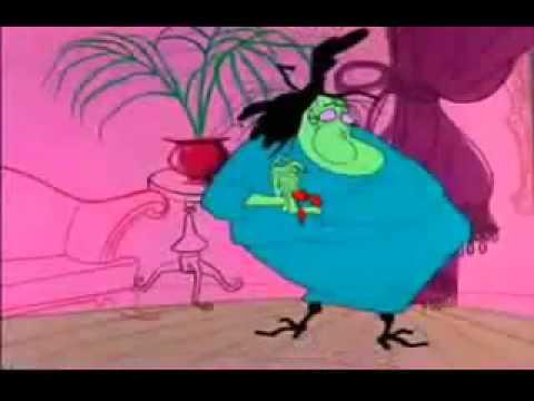 Looney Tunes   Witch Hazel' s Vanity