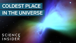 Where Is The Coldest Place In The Universe?