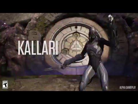 видео: paragon — возможности героя kallari