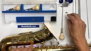 Facing Saxophone Posts