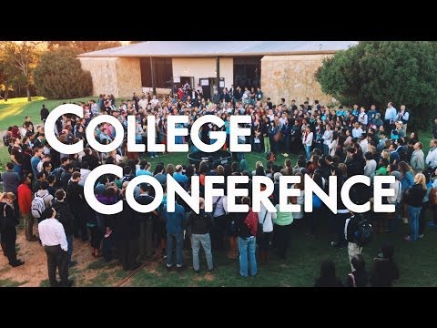 College Conference Promo Video