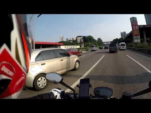 2017-9-16,2015 Ducati Monster 821, daily riding in Chongqing, China