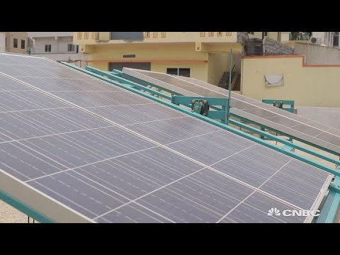 As India goes big on renewables, bright minds develop innovative tech | Sustainable Energy