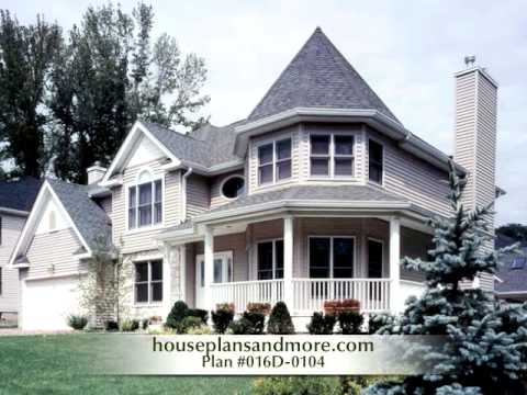 Farmhouses video 1 house plans and more youtube for Old fashioned home plans
