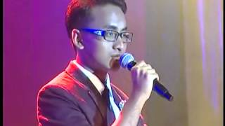 Fadhli Hariz - Jerat cover (Originally by Harvey Malaiholo) - UKM Idol