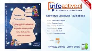 Szewczyk Dratewka audiobook mp3 - Janina Porazińska