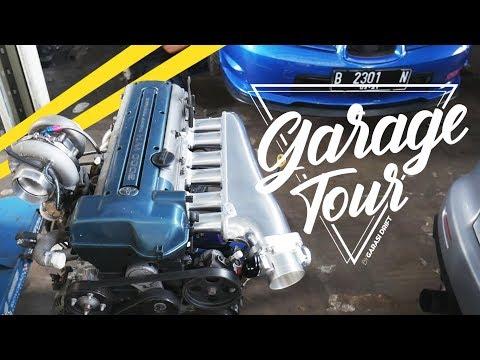 Bengkel Spesialis 2JZ! | Garage Tour: Inspiration Motorsport