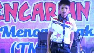 HIGH STAR - DANG MUNGKIN I (Arghana Trio) Juara 3 Taput Mencari Bakat 2015