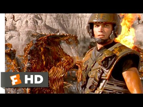 Starship Troopers 48 Movie   The Mother Bug 1997 HD