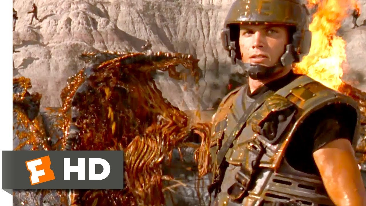 Starship Troopers (4/8) Movie CLIP - The Mother Bug (1997 ...
