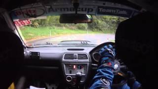 Targa 2015 SS20 Whangamomona 2