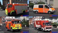 [Verkehrsunfall A3] erweiterter Rüstzug FF + RTW + NEF DRK Limburg + RTW DRK Frankfurt